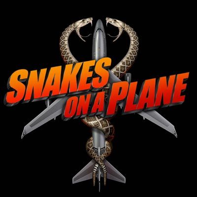 Snakes! On! A! Plane!