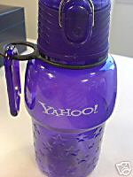 Yahoo! sports bottle